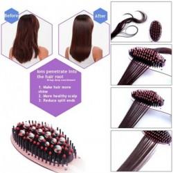 1db Elektromos hajvasaló egyenes fésű US plug