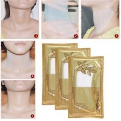 2 db - Crystal Collagen Moisture Nyakpárna Ránctalanító Lift Anti-Aging Neck Mask