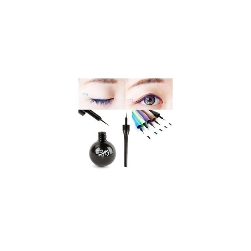 56f48aa9a071 Lila - Lollipop alakú vízálló folyékony szemceruza Szépségápoló  szemhéjárnyaló toll kozmetikai