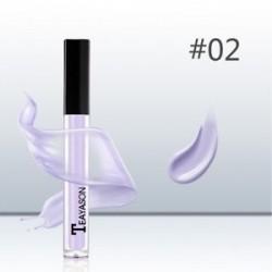 2 - 1 PC természetes teljes fedél Acne Freckle Smooth korrektor krém smink alap kozmetikai