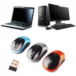 1x Vezeték nélküli egér 2,4 GHz PC Laptop