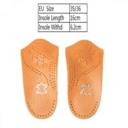 3/4 Half Arch támogatja az ortopéd talpbetéteket lapos lábfejhez