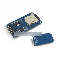 Mikro SD TF kártya Memory Shield modul SPI Arduino