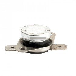 KSD301 105A °C/°F Hőmérséklet kapcsoló termosztát