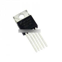 2db LM2575T LM2575T-ADJ kapcsolóüzemű szabályozó
