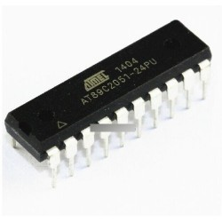 AT89C2051-24PU AT89C2051 MIKROKONTROLLER IC