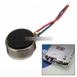 Lapos Rezgő vibra Mikro Motor DC 3V 8mm mobilhoz