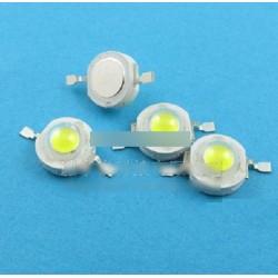 10db 1W fehér SMD LED gyöngy ÚJ 100-110LM