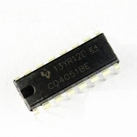 2db CD4051BE CD4051 DIP16 DIP-16 CD4051