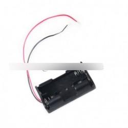 Műanyag Akkumulátor tároló tok Box 2 X AA 2 db AAA