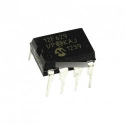 MCU IC MICROCHIP DIP-8 PIC12F629-I / P 12F629-I
