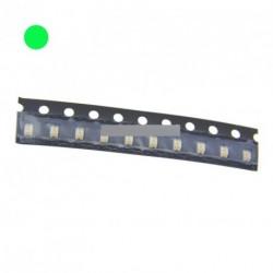 50db Zöld DIY SMD SMT 0805 Super fényes zöld LED
