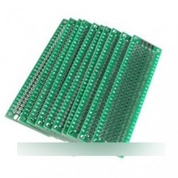 1db PCB ónozott Universal próbapanel 2x8 cm 20x80