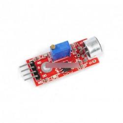 Mikrofon szenzor AVR PIC hang Modul Arduino