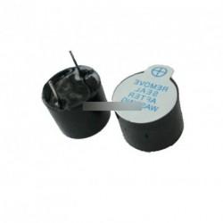 2db 5V aktív Csengő Mágneses csipogó riasztó 12MM
