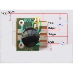 5db többfunkciós Trigger Chip Mudul időzítő IC