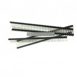 5db 40pin 2,54 Egysoros Derékszögű Strip Arduino
