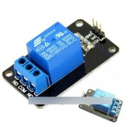 5V 1 csat relé modul PIC AVR DSP ARM MCU Arduino