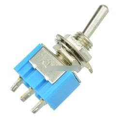 5db Mini 6A 125VAC SPDT  Váltókapcsoló