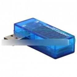 USB töltő Áram Feszültség mérő mobil akku teszter