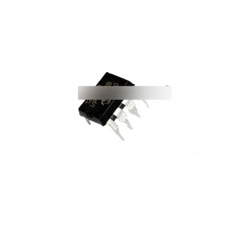 10PCS PIC12F508 PIC12F508-I//P MIC IC MCU 8BIT 768B FLASH 8-DIP