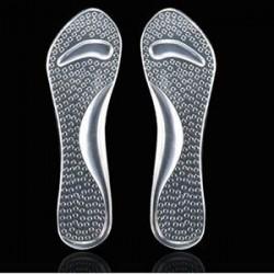 egyértelmű - Védő láb lágy cipőbetét talpbetét sarokpárna szilikon gélpad