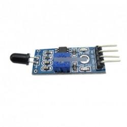 2db 4PIN Láng infravörös érzékelő vevő modul