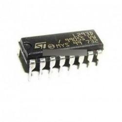 5db L293D L293 4 csatorna motor driver IC DIP-16