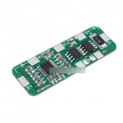 4A-5A PCB BMS 3 csomagok 18650 Li-ion lítium akku