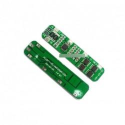 4S 6A Li-ion 3,7V 18650 töltő Akku Protection