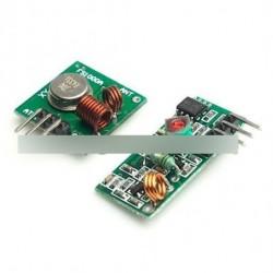 5db 433 MHz RF adó-vevő kapcsolat Arduino ARM MCA