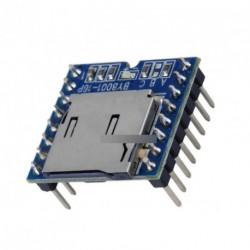 Micro SD TF U-Disk BY8001-16P MP3 lejátszó Arduino