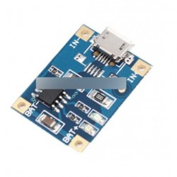10db MICRO USB 1A lítium akku töltő tápegység