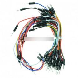 2 M-M dugdosó próbapanel jumper kábel Arduino uno