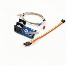 MAX6675 modul + K típusú termoelem hő érzékelő Arduino