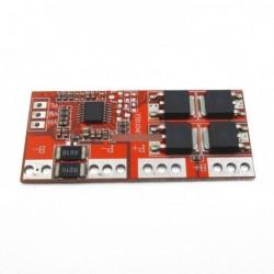 4S 15A Li-ion akkumulátor 18650 töltő 14.8V 16.8V