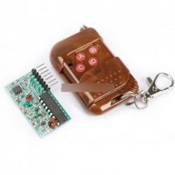2db IC 2262/2272  távirányító vevő modul Arduino