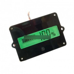 12V 24V 36V 48V akku teszter Lithium LiPo LCD