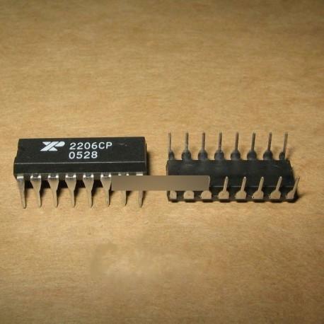 5db XR-2206 XR2206CP Monolit Generator DIP IC