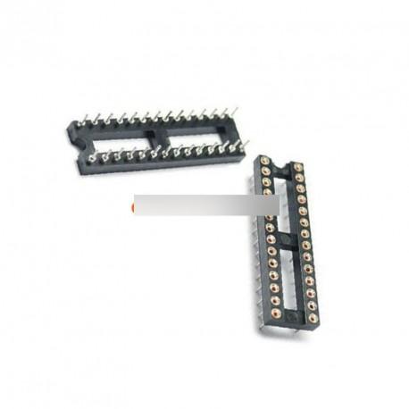 50db 28 lábú DIP SIP Round IC foglalat adapter