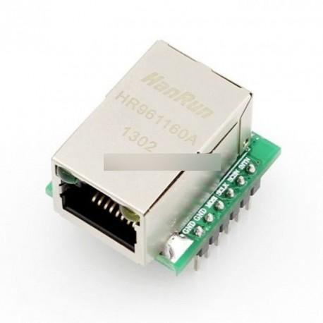 USR-ES1 SPI LAN Ethernet konverter TCP / IP modul