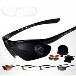 Bike Kerékpár Sport Napszemüveg UV400 5 lencse 1db