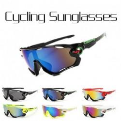 Új divat Sport Kerékpáros Napszemüveg 1db
