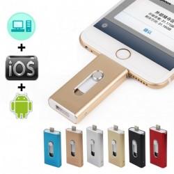OTG USB 32 GB-os pendrive Apple iPhone iPad iPod