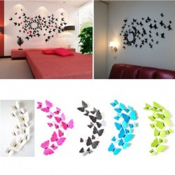 3D Pretty Butterfly matrica Art Design matrica