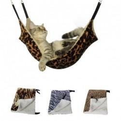 Divatos Leopard macska függőágy 1 db