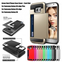 Divaos TPU + PC hibrid  tok Samsung Galaxy S6 1db