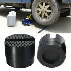 2 db 5 cm-es autós univerzális keret vasúti emelőkosár adapter emelő gumi pad