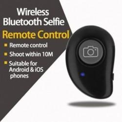 Selfie Stick Selfie exponáló gomb Bluetooth zárkioldó távvezérlő