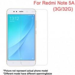 Redmi 5A megjegyzés (3G-32G) - 2Pcs Edzett üveg Film Screen Protector Xiaomi 5 6 Mix2 Redmi 4X Megjegyzés 5A